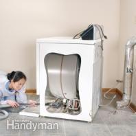 Washer and Dryer Repair: Washing Machine Repair | The Family Handyman