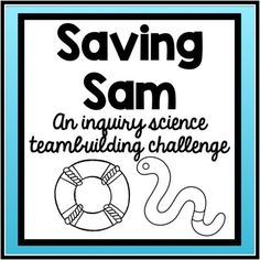 """""""Saving Sam"""" is a fun, simple lab that will get your students to start """"thinking like scientists"""". Students are given a job: save Sam the worm. To find a solution, students will have to work together and communicate. This activity requires less than 5 minutes of teacher set-up and minimal materials (a cup, a round gummy candy, and a gummy worm for each pair of students).This packet includes a teacher guide, including pictures of the activity, and leveled directions and worksheets."""
