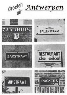 Antwerpse benamingen