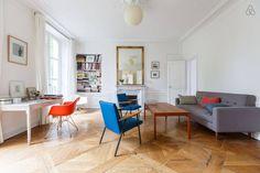 Large elegant apart in St Germain