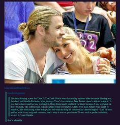 Chris Hemsworth and wife Elsa Pataky keep close at the Olympics! Elsa Pataky, Robert Downey, Dc Memes, Fandoms, Film Serie, It Goes On, Nick Fury, Loki, Thor 2
