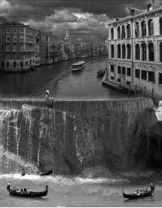 Fotografías surrealistas del mundo, por Thomas Barbèy