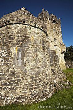 Castle in County Clare, Ireland