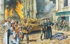 Warsaw Ghetto 1944