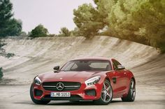 New Release Mercedes-Benz AMG GT - GT S 2016 Review Front View Model