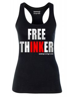 Aesop Originals Women's Free Thinker Tank Top