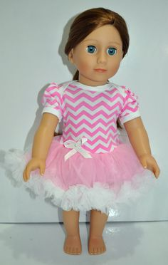 American Girl Doll Our Generation Journey Girl 18 Doll Clothes Pink Party Dress