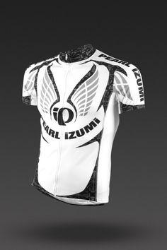 Cycling jersey with wings