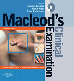 Macleod'S Clinical Examination Edition PDF Medical Textbooks, Medical Students, Medicine Book, Internal Medicine, Brain Anatomy, Nurse Life, Pediatrics, Ebook Pdf, Clinic