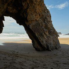 Praia da Adraga, Cascais