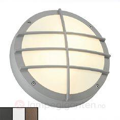 Elegant BULAN GRID utendørs vegglampe 5504331X 2x40w.billig lampe