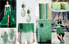 Awesome colour combinations: #mint and sea #green