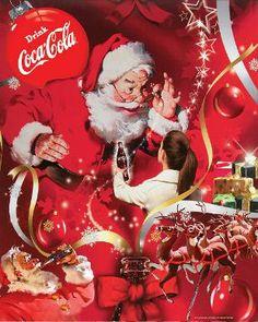 Coca Cola Santa Wish
