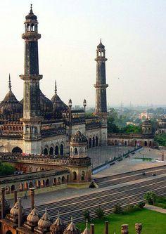 Asifi Mosque - India
