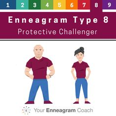 enneagram type 8 love relationships