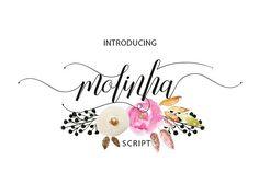 Molinha by MissinkLab Studio on @creativemarket