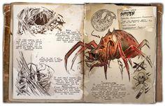 Dossier SpiderMinion #gaming #gamer #ark #survival #evolved
