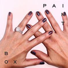 Firework Show by Elissa #paintboxmani #nails #nailart