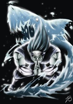 Kisame Hoshigaki by ToussiDesigner on DeviantArt Manga Anime, Shark Man, Naruto Art, Naruto Characters, Naruhina, Sword Art Online, Akatsuki, Batman, Deviantart