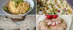 14 nejlepších receptů na jablkové koláče, na kterých si určitě pochutnáte | NejRecept.cz Party Finger Foods, Risotto, Mashed Potatoes, Ethnic Recipes, Top Recipes, Finger Food, Food And Drinks, Tips, Round Round