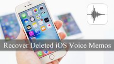 Get the complete details of how to recover deleted voice memos from your iPhone without any data loss. Follow the steps to rescue lost voice memos. Lost Voice, The Voice, Recovery Tools, Ipod Touch, Itunes, Iphone 8, Software, Ipad