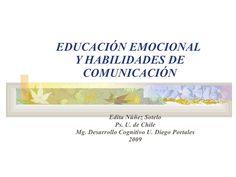 Cuadernillo Ppt Educacion Emocional by Tomas Lefever via slideshare