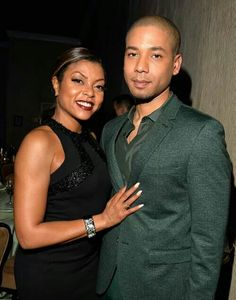 Cookie and Jamal from Empire