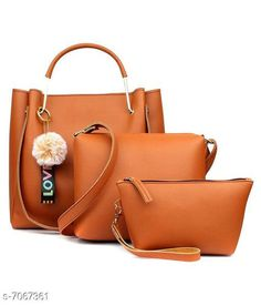 Handbags Stylish Women's Handbag Material: PU No. of Compartments: 1 Pattern: Solid Multipack: 1 Sizes:Free Size (Length Size: 28 in Width Size: 12 in Height Size: 28 in) Country of Origin: India Sizes Available: Free Size *Proof of Safe Delivery! Click to know on Safety Standards of Delivery Partners- https://ltl.sh/y_nZrAV3  Catalog Rating: ★3.9 (11897)  Catalog Name: Free Mask Stylish Women's Handbag CatalogID_1127696 C73-SC1073 Code: 785-7067361-