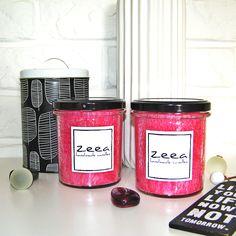 loff... naturalna świeca zapachowa - sweet cherry