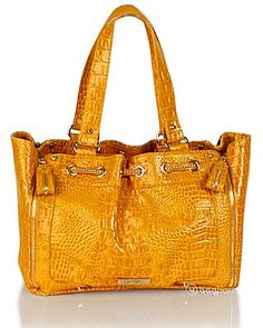 Golden Jessica Simpson Bag