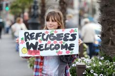 Welcoming a refugee family: opening the doors