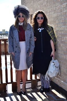 Orthodox Jewish Women Find New Ways to be Fashionable in Crown Heights: Simi Polonsky and Chaya Chanin Modest Fashion, Girl Fashion, Fashion Outfits, Womens Fashion, Fashion Trends, Fashion Killa, Fashion Ideas, Smart Casual Women Summer, Father Daughter Dance Dresses