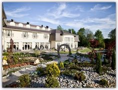 Piekary Śląskie Weddings, Mansions, Luxury, House Styles, Home Decor, Poland, Decoration Home, Manor Houses, Room Decor