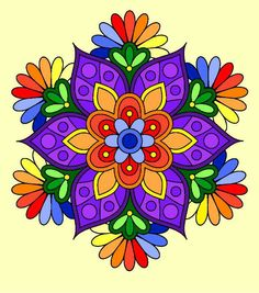 Pin by dina on מנדלות mandalas, cuadros con mandalas, mandal Mandala Design, Mandala Art, Mandalas Painting, Mandalas Drawing, Dot Painting, Light Painting, Coloring Books, Coloring Pages, Painted Rocks