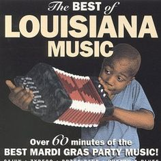 Like, share, repin :D Enjoy The Best of Louisiana Music: Over 60 Minutes � Holiday Adds