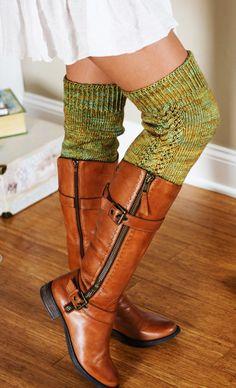 Nozky legwarmers : First Fall 2013