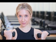 Home Workout: Karen Lord's Pilates Routine | Into The Gloss