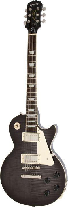 Epiphone Les Paul Ultra III Midnight Ebony elektrische gitaar kopen? Bestel Epiphone online. Goedkoop en voordelig. ✔ 19 winkels ✔ Laagste prijsgarantie ✔ Gratis verzending ✔ Groot assortiment
