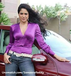 Sameera Reddy (born 14 December 1980) is an Indian actress who primarily appears in Tollywood and Bollywood films.She has also appeared in a number of Telugu, Bengali, Malayalam and Kannada films
