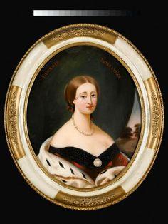 Empress Eugénie by ? (château de Compiègne) photo - Franck Raux