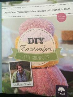 DIY Haarseifen - Feste Shampoos selbst gemacht. Ich benutze seit einiger Zeit immer wieder feste Shampoos, da dies...
