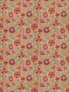 Isabelle de Borchgrave fabric design