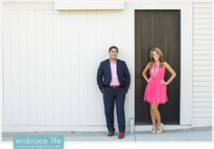 Newport Beach Engagement Photography :: Embrace Life Photography