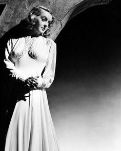 Bette Davis, 1937 © Elmer Fryer.