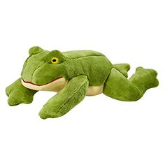 Fluff and Tuff Olive Frog -- Details can be found by clicking on the image. (This is an affiliate link and I receive a commission for the sales)