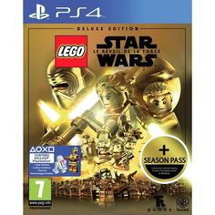 56.99 € ❤ Pour #PS4 - #LEGO #StarWars : Le Réveil de la Force Edition #Deluxe Jeu PS4 ➡ https://ad.zanox.com/ppc/?28290640C84663587&ulp=[[http://www.cdiscount.com/jeux-pc-video-console/ps4/lego-star-wars-le-reveil-de-la-force-edition-del/f-1030401-5051889570394.html?refer=zanoxpb&cid=affil&cm_mmc=zanoxpb-_-userid]]