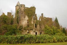 Buchanan Castle in Drymen