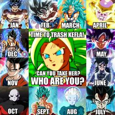 Can You Take On Kefla? Yes I can cause I'm Jiren... not that I like his silence and empty character