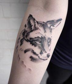 Fox by Lee Stewart