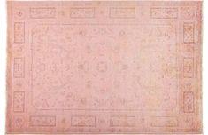 "6'1""x8'10"" Vibrance Rug, Pink - All Rugs - All Rugs & Rug Pads - Rugs | One Kings Lane Saturated Color, Handmade Rugs, Wool Rug, Spare Bed, Rug Pads, Traditional, Kings Lane, Modern, Pink"